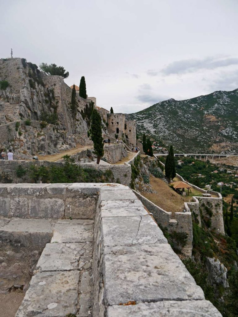 dalmatien game of thrones festung klis mit kindern