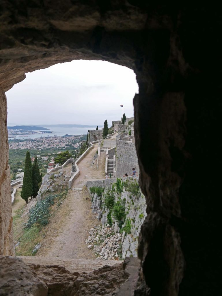 game of thrones location festung klis dalmatien mit kindern