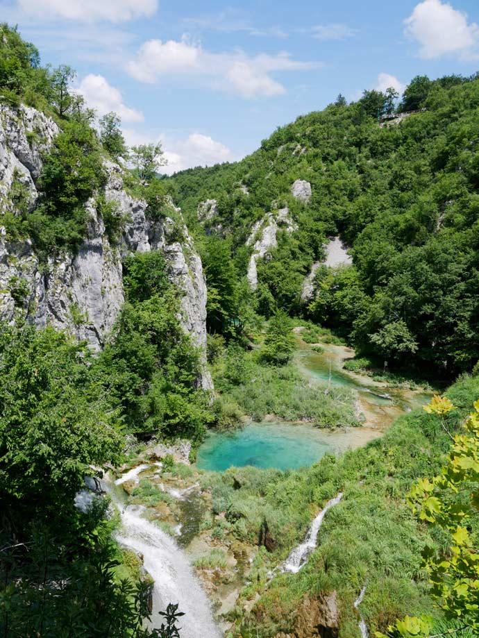 nationalpark plitvicer seen kroatien roadtrip