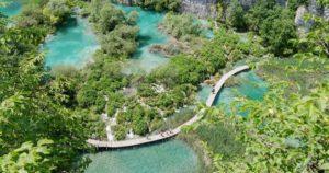 Plitvicer Seen mit Kindern – der schönste Nationalpark Kroatiens