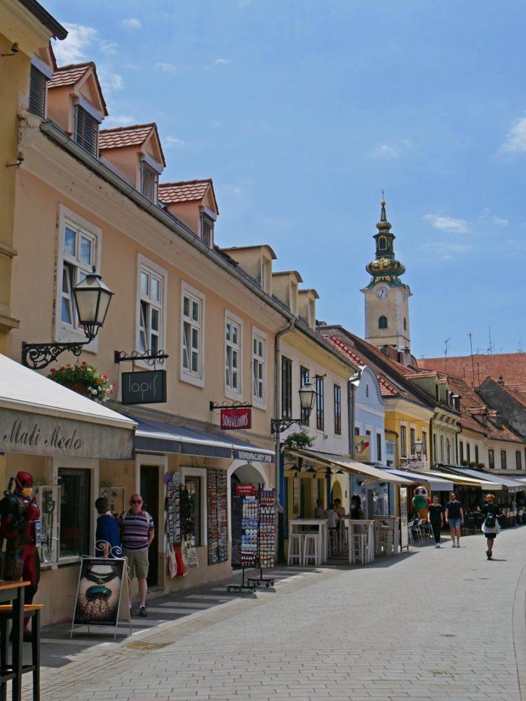 roadtrip kroatien zagreb mit kindern