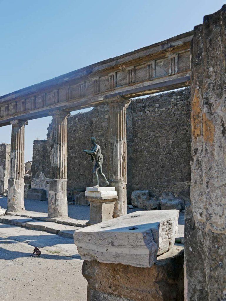 italien pompeji besuch mit kindern