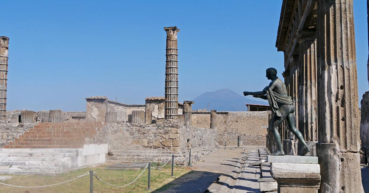 Pompeji besuchen mit Kindern – spannende Geschichte zum Anfassen