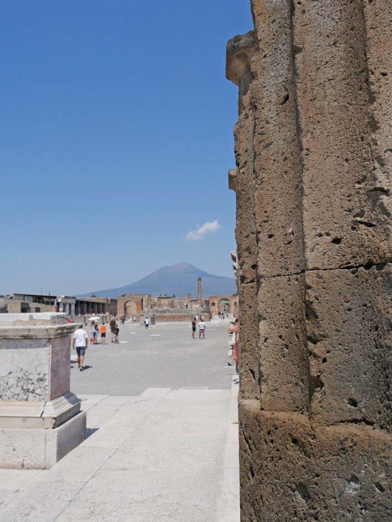 vesuv besuch pompeji mit kindern unesco