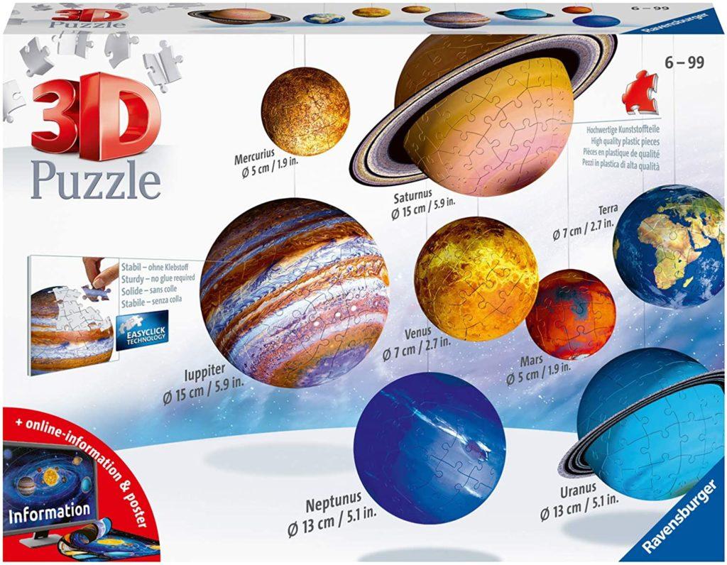 3D Puzzle Sonnensystem Amazon