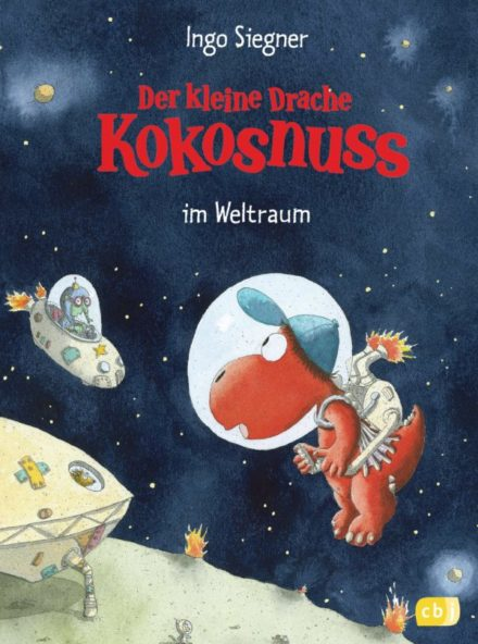 Drache Kokosnuss Weltraum Amazon