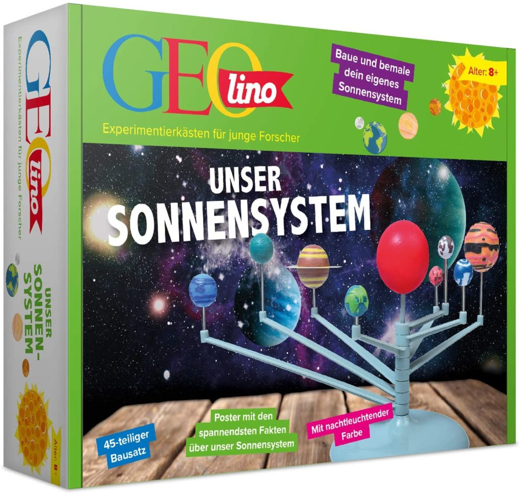 Geolino Sonnensystem Amazon