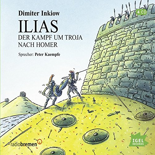 Hoerbuch Ilias Amazon