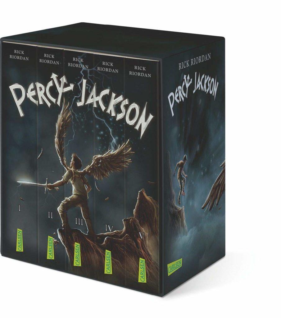 Percy Jackson Amazon