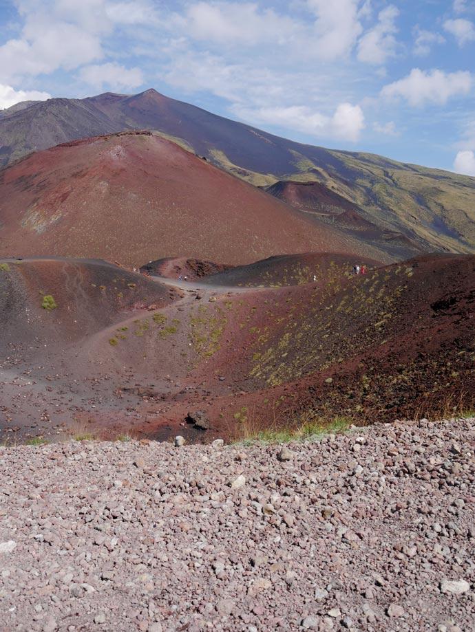silvestri krater wanderung aetna mit kindern sizilien