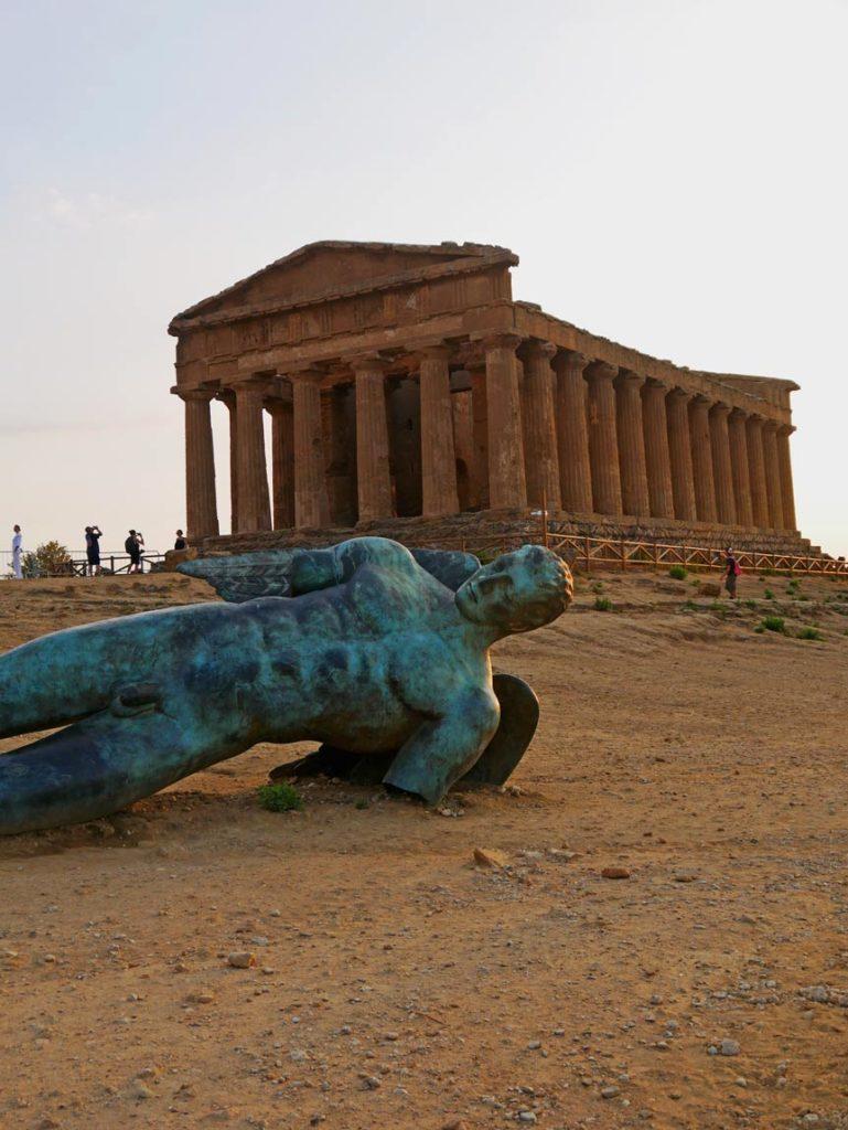tal der tempel agrigento urlaub sizilien mit kindern