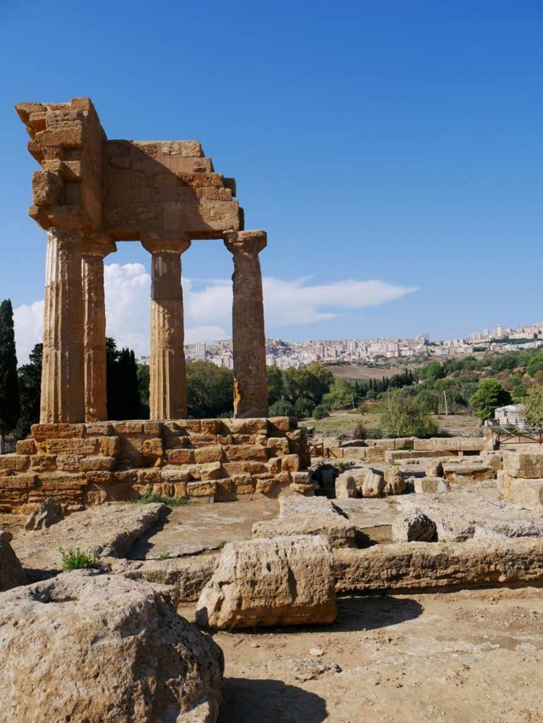 tal der tempel mit kindern besuchen sizilien
