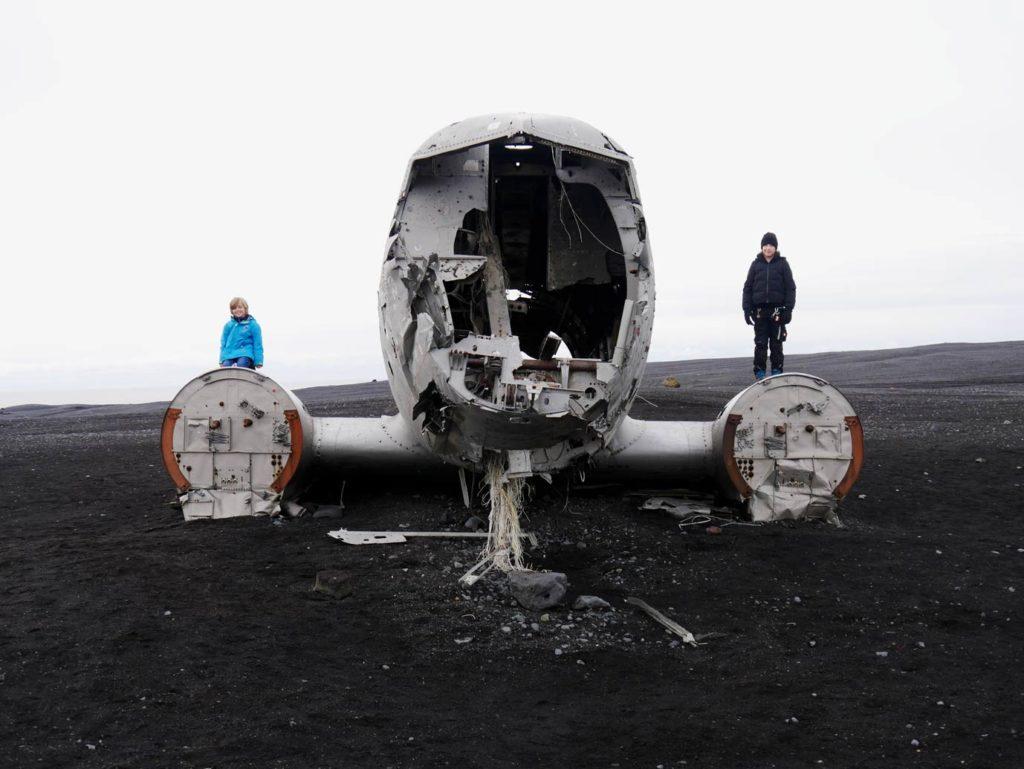 solheimasandur plane wreck island mit kindern