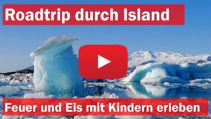 Roadtrip Island mit Kindern YT Video