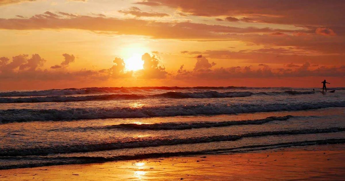 Pazifikküste Costa Rica – die schönsten Strände und Nationalparks