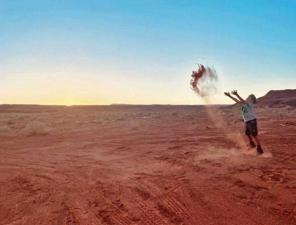 mexican-hat-reise-durch-die-usa-strandfamilie