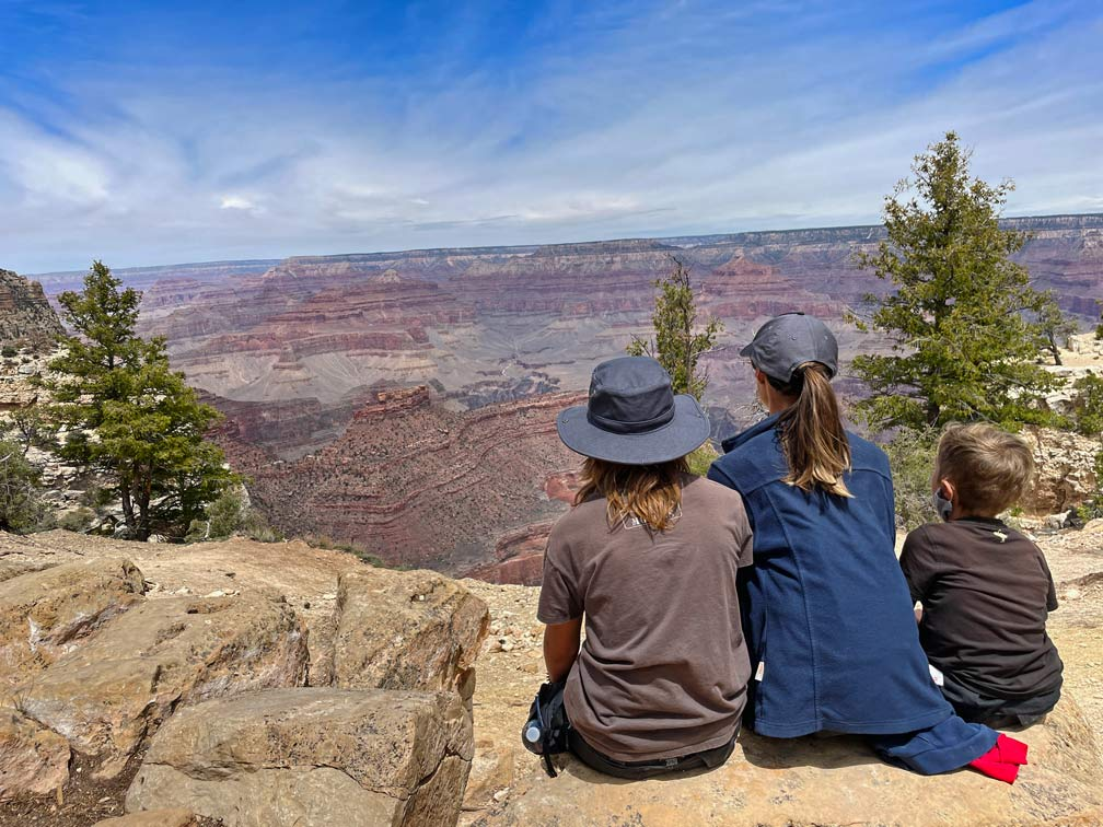 grand canyon mit kindern south rim