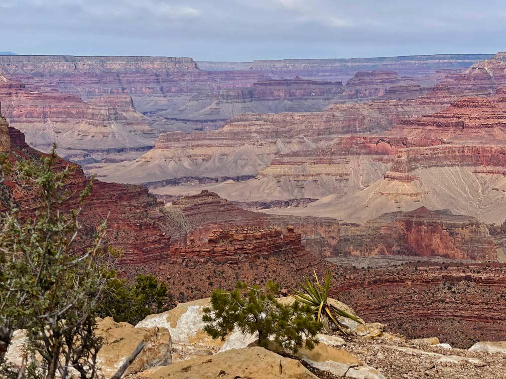 grand canyon south rim reisetipps
