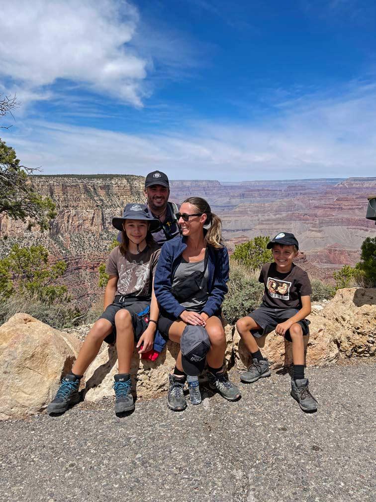 strandfamilie-grand-canyon-south-rim