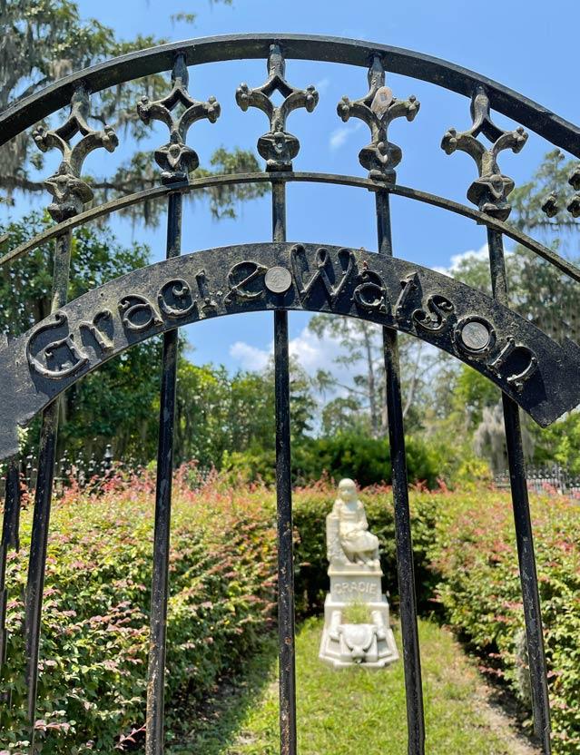 little-gracie-friedhof-bonaventure-savannah-georgia