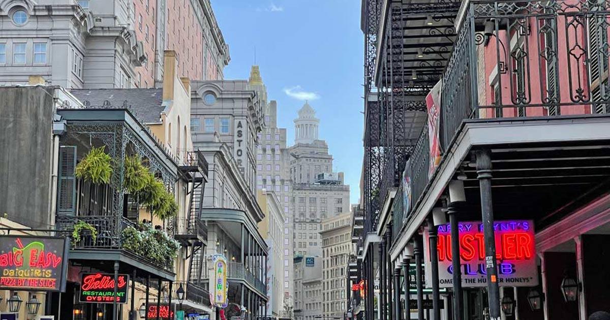 You are currently viewing Sehenswürdigkeiten in New Orleans – eine Stadt mit offenen Wunden