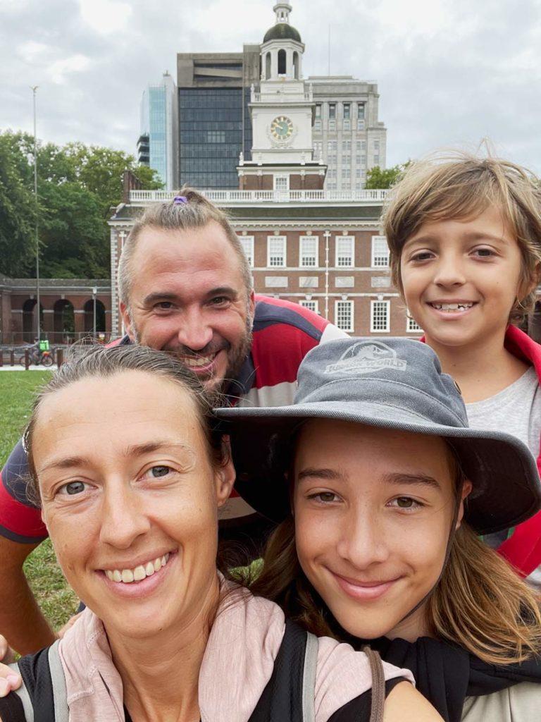 strandfamilie philadelphia reisetipps